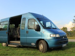 Doprava minibusy