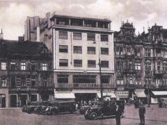 Historie Autoslužby taxi Plzeň