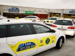 Ceník služeb taxi