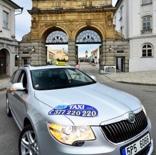 partner Taxi Plzeň