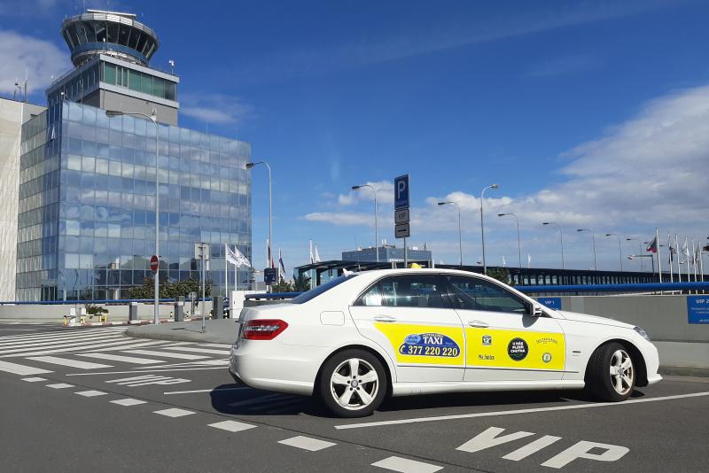 Taxi na letiště