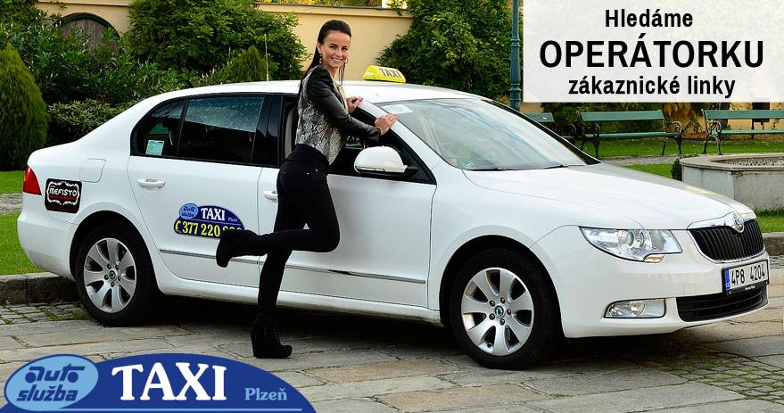Volná místa u Autoslužby Taxi Plzeň