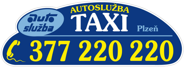 Zákaznická linka Autoslužby TAXI Plzeň