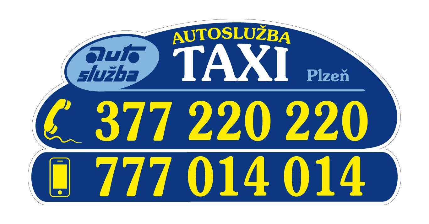 Logo Autoslužba Taxi