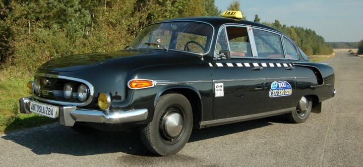 Taxi Plzeň s tradicí 20+ let